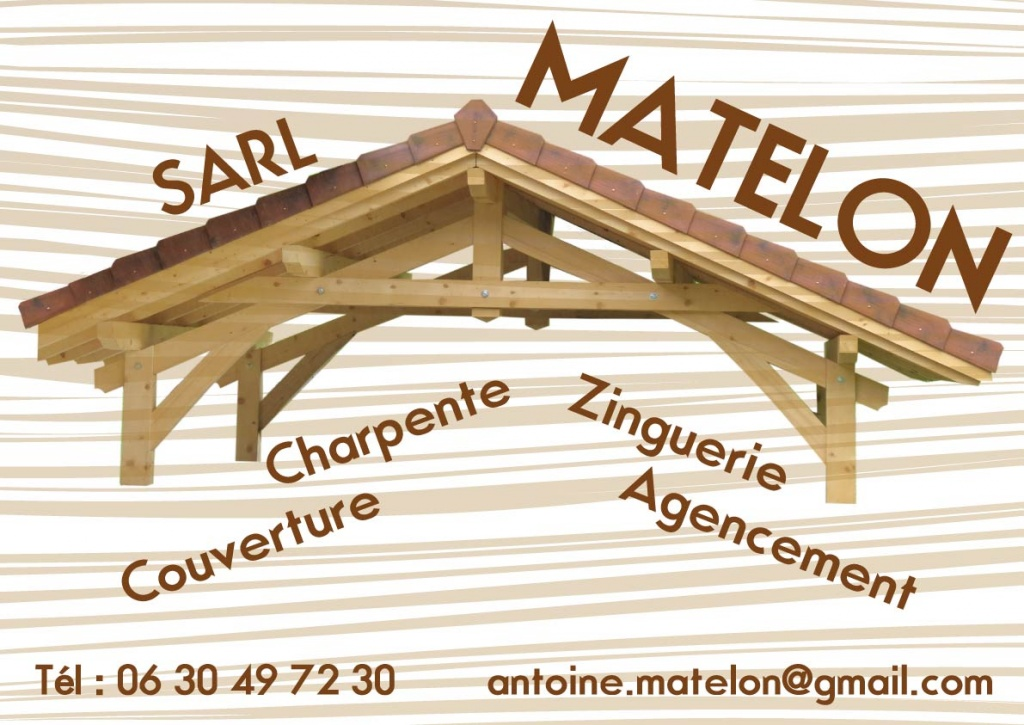 Logo MATELON CHARPENTE