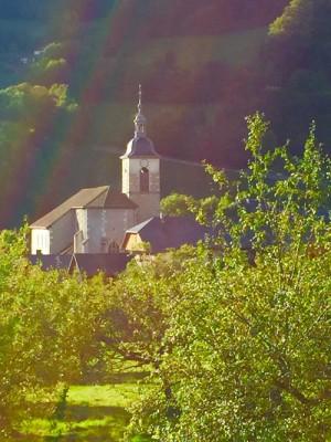 Clocher-Dingy-Saint-Clair