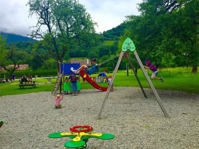 Dingy-Saint-Clair parc enfant