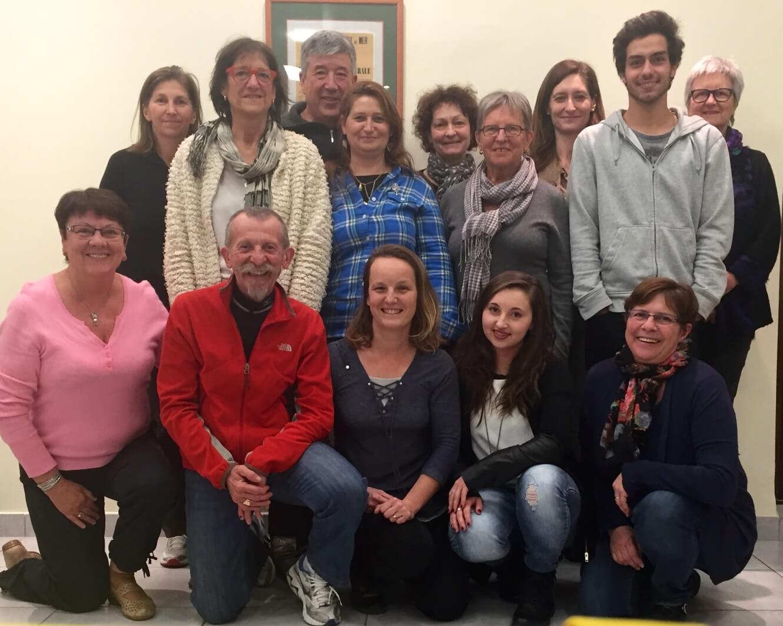 Membres CCAS Photo
